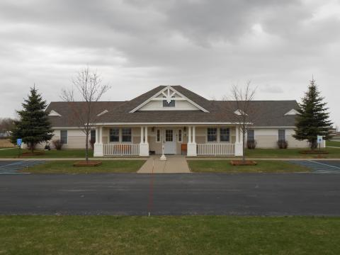 Single Room Occupancy Residence for males located on Commerce Drive in Canton